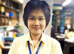 Mrs. Kingkaew Pakkemayung