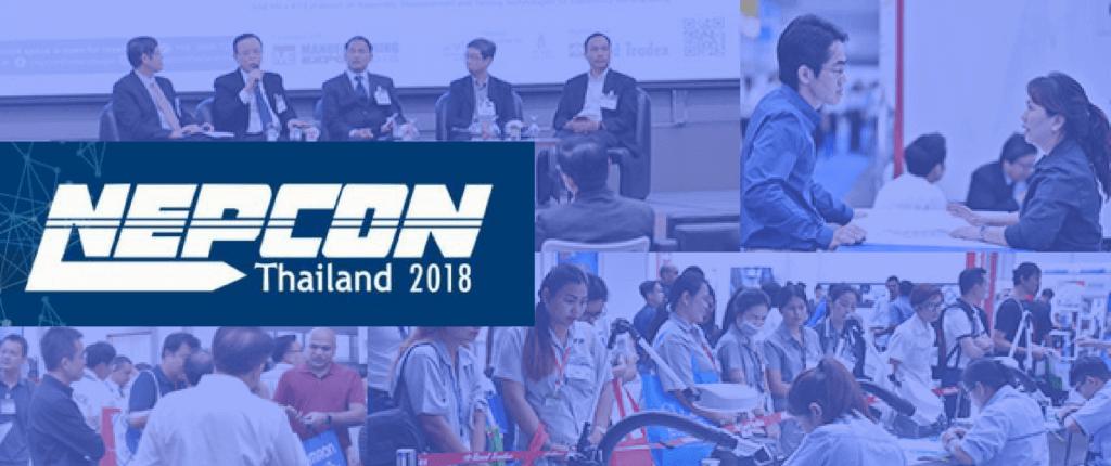 NEPCON Thailand 2018